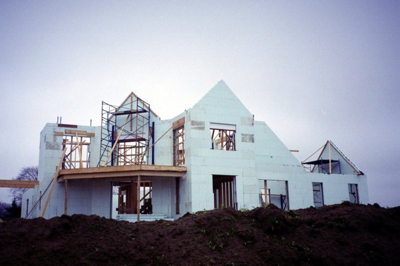 Icf pro store residential gallery concrete homes for Icf pool construction